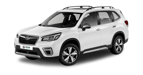 renting coches subaru forester