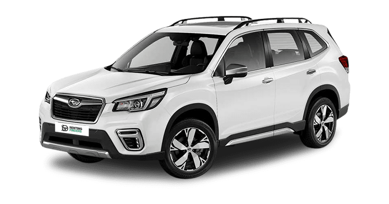 Subaru Forester 2.0i Hybrid CVT Executive Plus