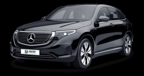 Renting particulares Mercedes EQC