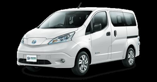 renting furgonetas nissan evalia