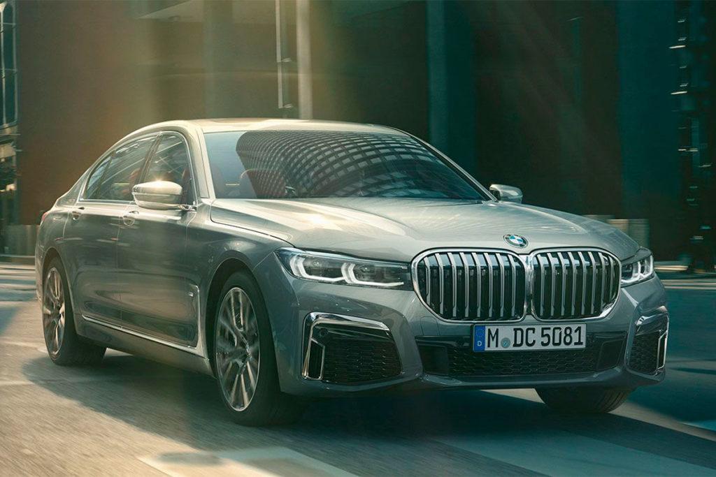 Nuevo BMW Serie 7, una berlina de lujo
