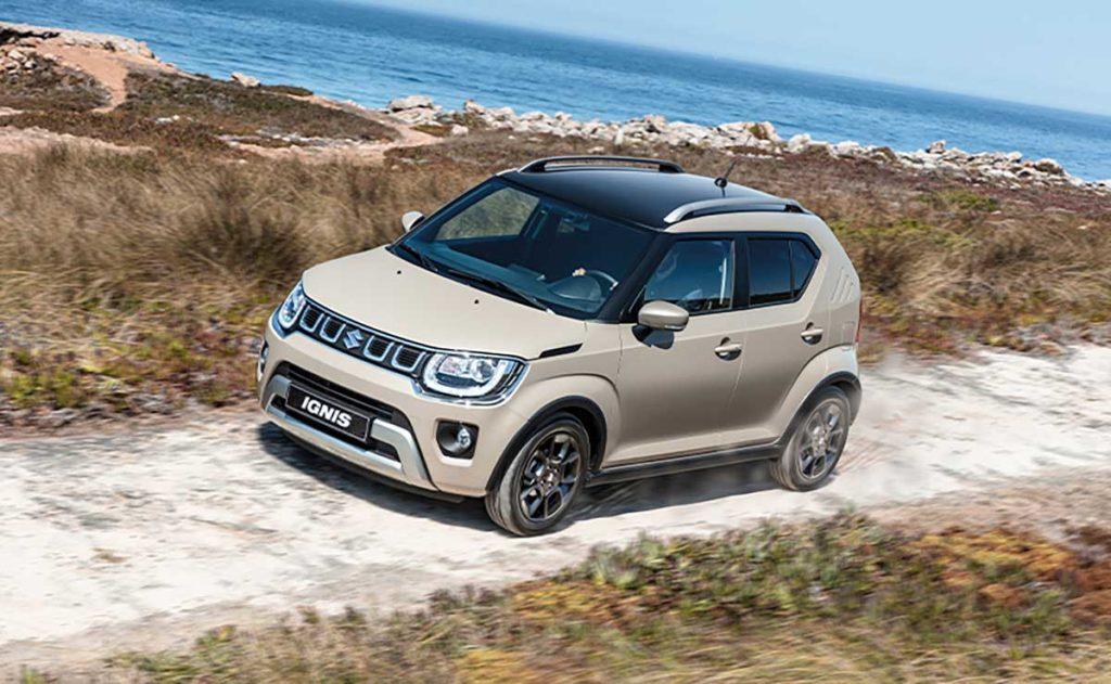 Nuevo Suzuki Ignis 2020