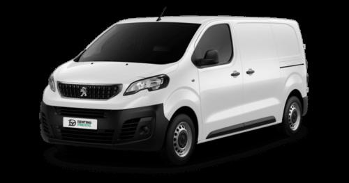 Renting Peugeot Expert