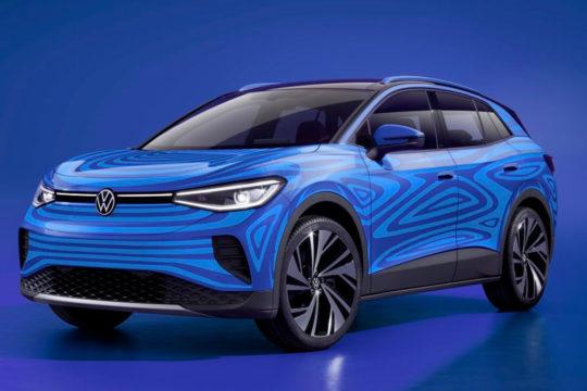 Nuevo Volkswagen ID.4 2020