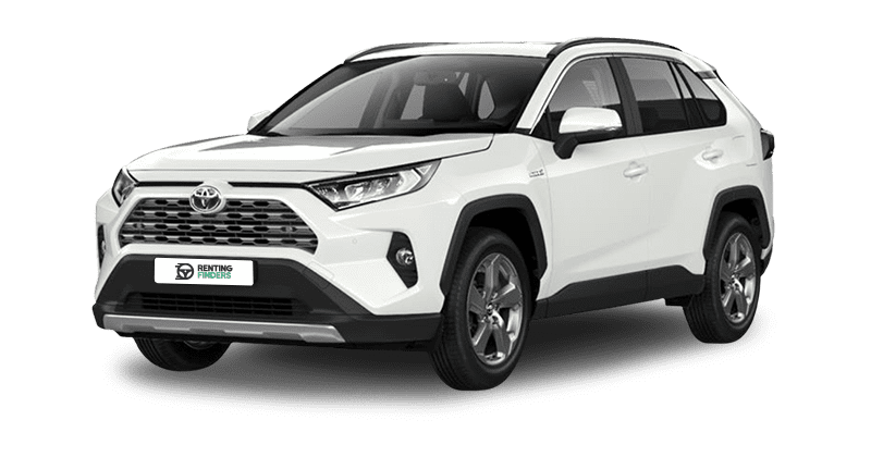 Renting coches para particulares Toyota RAV4