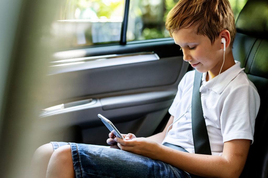 La tecnología 5G en los coches