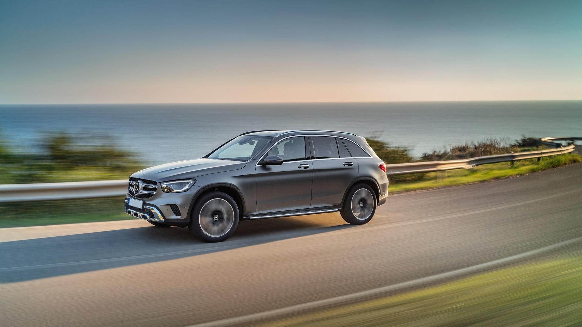 Renting para particulares Mercedes GLC