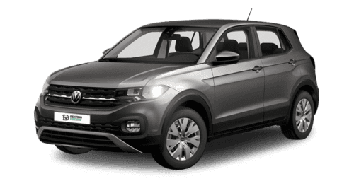 renting coches volkswagen t-cross