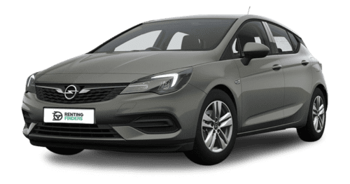 renting particulares opel astra