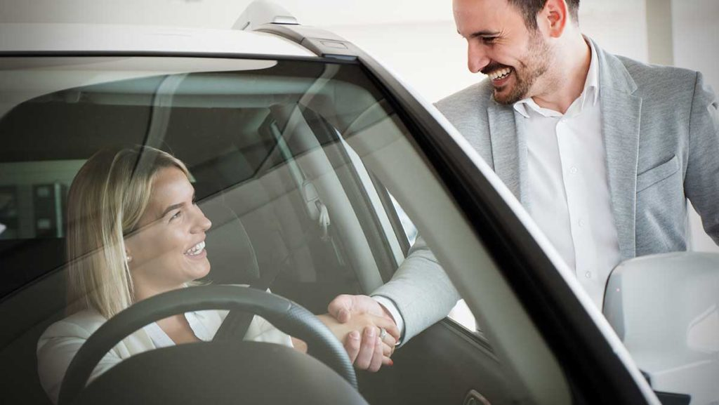 Un coche de renting es más fiable que uno de compra