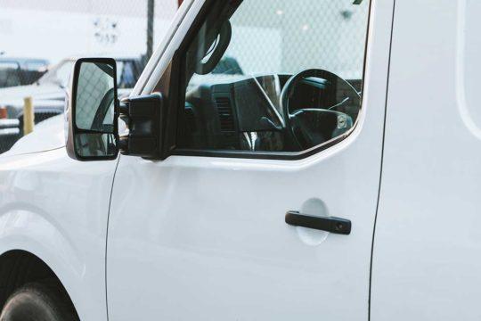 Las furgonetas de moda mejor con renting