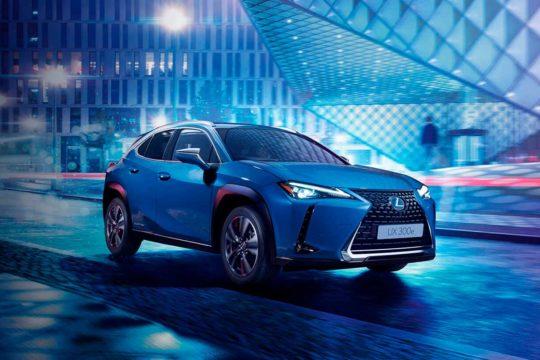 Lexus UX 300e 100% eléctrico