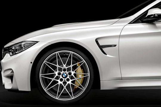 BMW M3 2021: sexta generación de la berlina deportiva