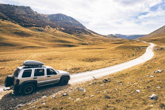 5 rutas en coche por carreteras secundarias de España