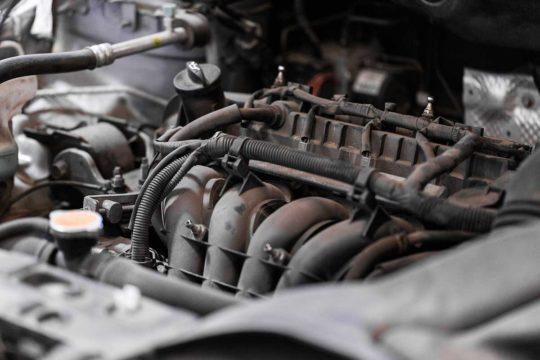 Todos los tipos de motores de coche que existen