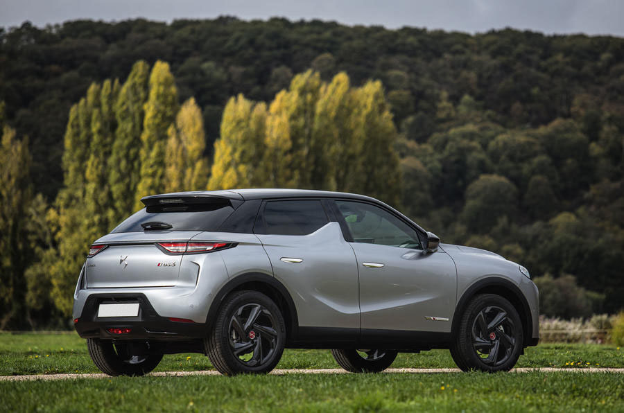renting DS Crossback
