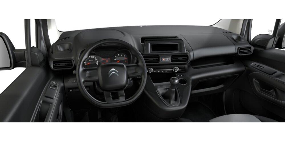 renting Citroen BerlingoM BlueHDi 100 Control