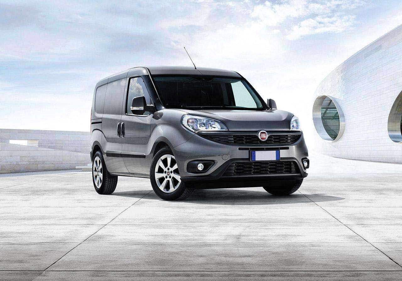 Renting Fiat Doblò