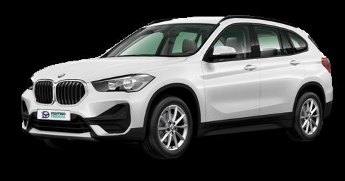 Renting BMW X1 sDrive 18D mineralweiss