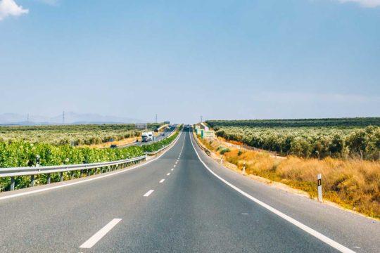 Cómo evitar la hipnosis de la carretera