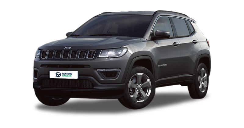 Renting coches Jeep Compass Longitude