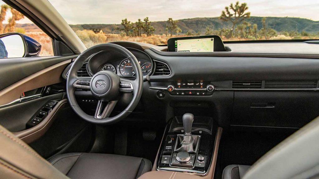 Máxima tecnología con el Mazda CX-30 2020