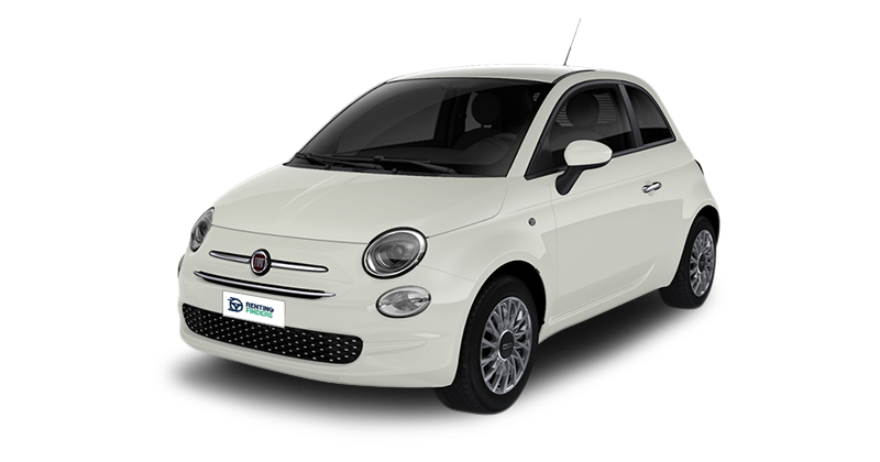 renting fiat 500 lounge 1.2