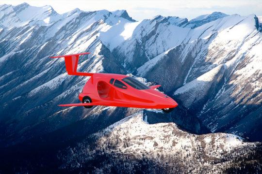 Switchblade, el primer coche volador