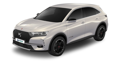 Renting DS 7CROSSBACK BlueHDi PERFORMANCE LINE