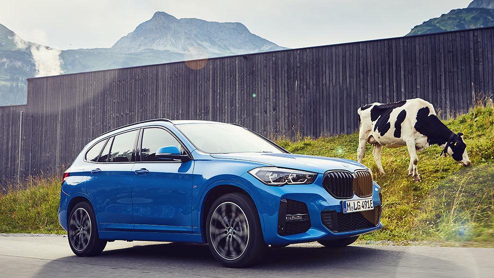Coches de renting BMW X1 híbrido