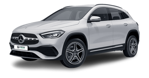 Renting Mercedes GLA 200D 8G