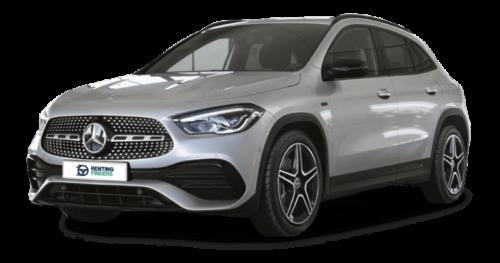 Renting Mercedes GLA
