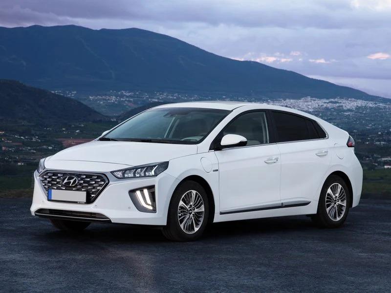 Ofertas de Coches Hyundai Ioniq GDI PHEV Klass blanco