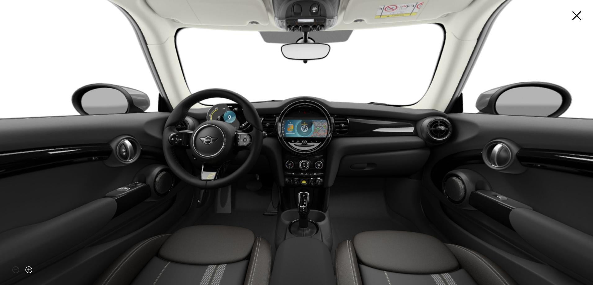 Interior MINI Cooper SE
