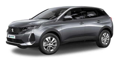 Peugeot 3008 1.5 Blue HDi 130 S&S Active Pack gris