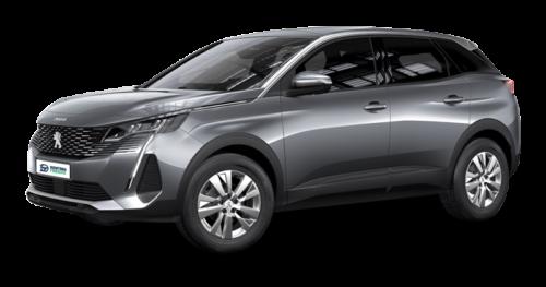 Renting de coches Peugeot 3008 gris