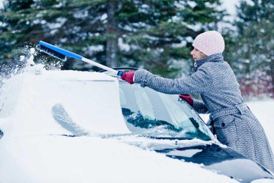 Consejos y medidas para preparar el coche para la llegada del frío