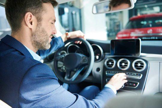 cómo equipar coche últimas tecnologías