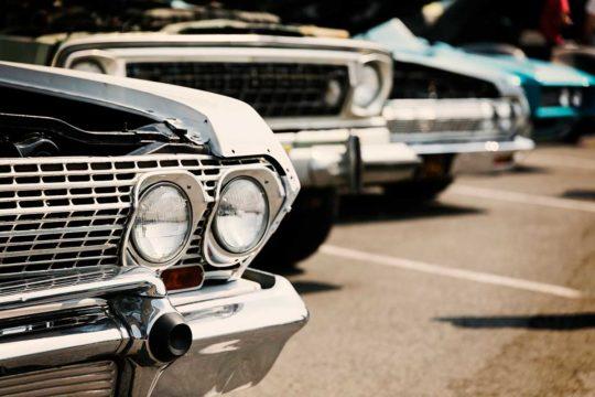 Las mejores exposiciones de coches clásicos