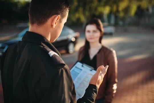 Infracciones de tráfico delitos que te pueden llevar a la cárcel, multas