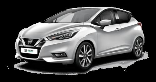 Renting Nissan Micra IG T E6D Acenta