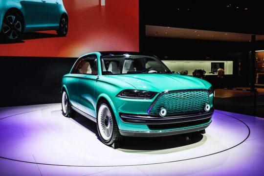 2021 Ora Futurist Concept Car