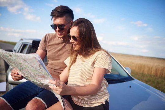 Recorre España en 14 días en coche