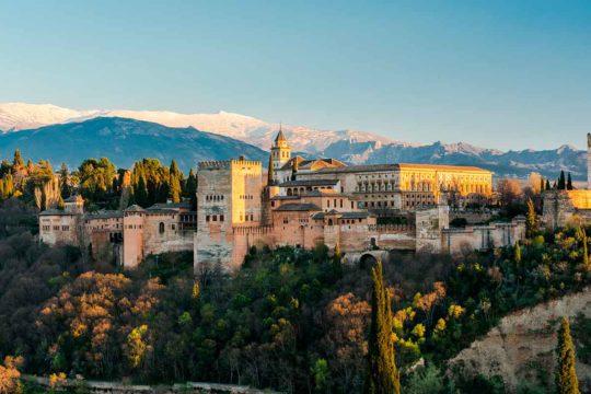 Tres rutas en coche por Andalucía