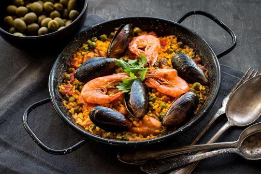 3 Rutas en coche por la España Gastronómica