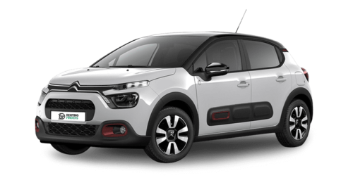 Ofertas de renting Citroën C3 Puretech 83 Serie C blanco