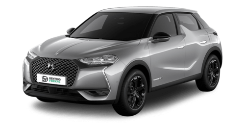 DS 3 Crossback E-Tense So Chic gris