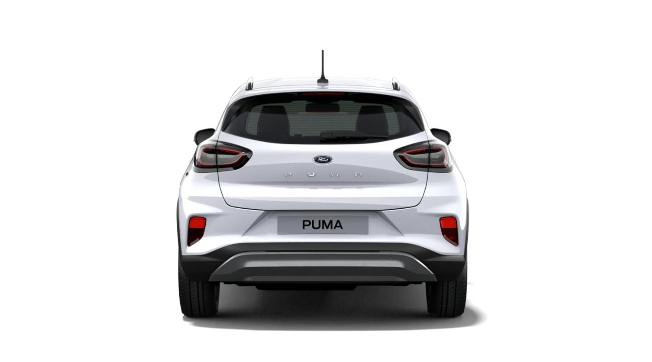 Renting Ford Puma Maletero