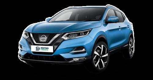 Renting de coches Nissan Qashqai