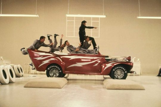 Greased Lightning, los coches más famosos del cine